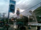 Bali - v Kutě nechybí ani McDonald's