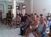 Imigrační úřad na Bali, poblíž letiště Denpasar