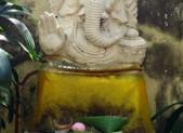Ganéša - bůh se sloní hlavou