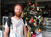Vánoční stromek na Bali, Santa Claus